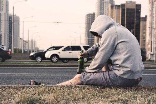 jak postępować z alkoholikiem