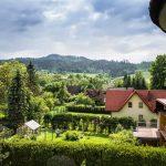 Widok z okna na Beskidy – Ośrodek Terapii Uzależnień Arka
